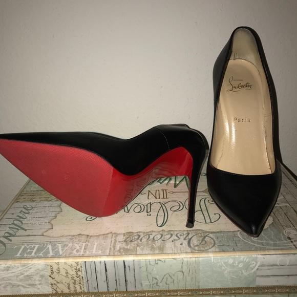 4209516996ad Christian Louboutin Shoes - Christian Louboutin So Kate 120 Nappa EU 38.5